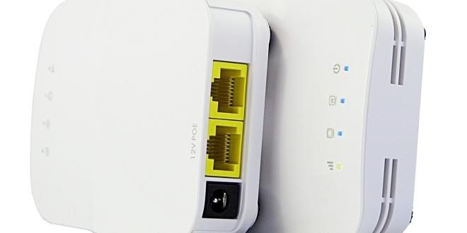 Open-Mesh: Routere / puncte de acces wireless cu management in cloud